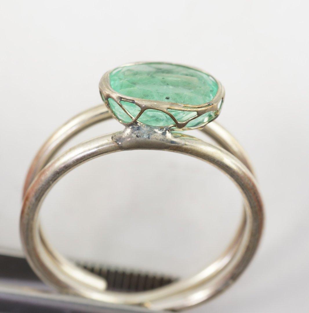 Smaragd ring sas spirituelles spielzeug